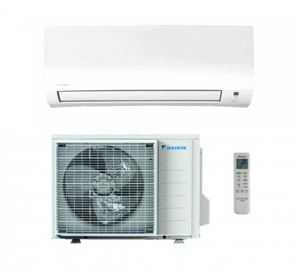 Daikin Comfora Klima-Set weiß 5,0 KW optional mit WIFI R32