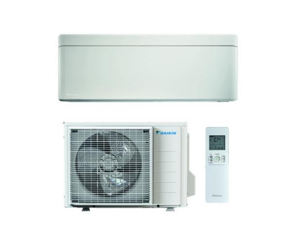 Daikin Stylish Klima-Set weiß 4,2 kW R32 mit WIFI